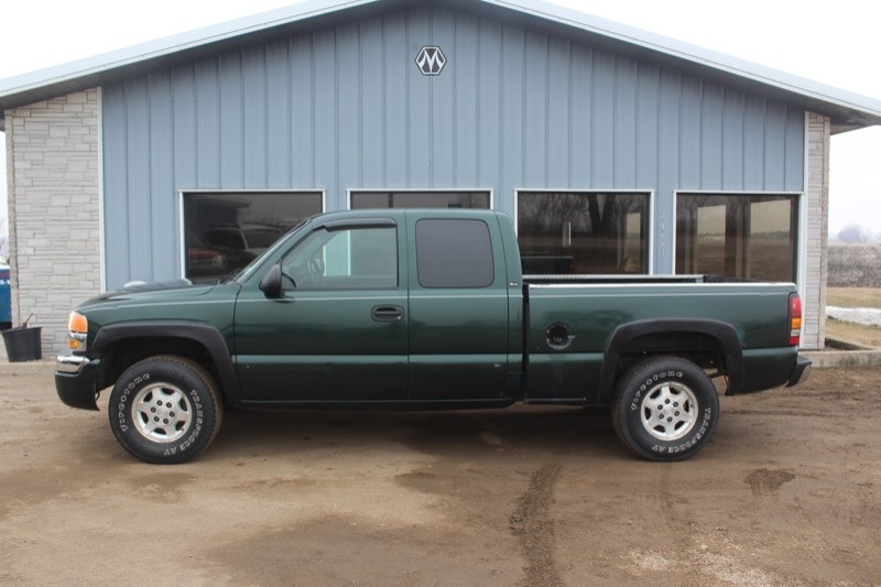 Sierra Auto Auction >> 2004 Gmc Sierra Extended Cab 4x4 777 Mn Auto Auctions No