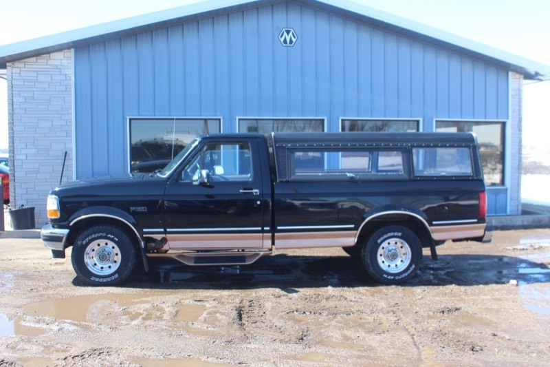 1995 Ford F150 - 5 Speed - 2 Owner - | #783 MN Auto Auctions