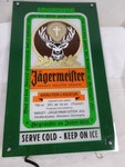 NEW Jagermeister Lighted Sign