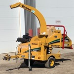 "Vermeer ""BC600-XL"" Towable Wood Chipper"
