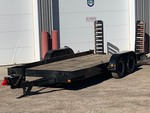 2003 Felling Tandem-Axle Equipment Trailer