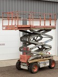 "SkyJack ""SJ-7027"" Commercial All-Terrain Scissor Lift"