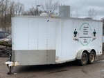 2005 Pace American Enclosed Trailer