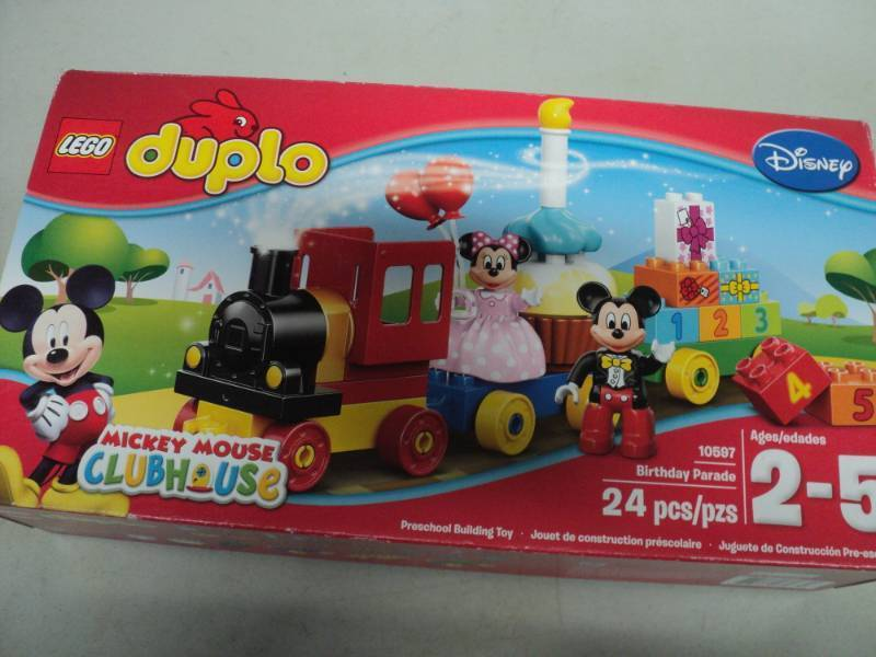 Lego Duplo Of Mouse Mickey ClubhouseA Little Bit Everything thQrdCs