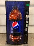 9-Selection Bottled-Beverage Vending Machine