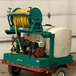 Lesco Commercial Fertilizer Sprayer System