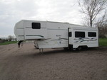 2002 Komfort 5th Wheel Camper