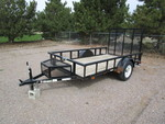 6x10 Utility Trailer (Near New)