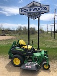 2015 JOHN DEERE Z930M ZERO TURN MOWER *NO RESERVE*
