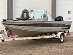 1992 Crestliner Pro-Am Boat / Motor / Trailer Package
