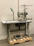 "Pegasus ""W600"" Industrial Sewing Machine Set"