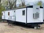 2001 Commercial Structures Mobile Job-Site Trailer / Office