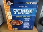 Mountain House 5 Day Food Supply