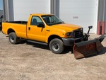 1999 Ford F.250 Super Duty Plow Truck