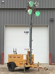 "Amida ""LT-5000"" Towable Light Plant / Generator"