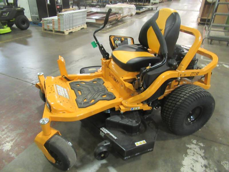 Cub Cadet Ultima Zt1 50 In 23 Hp Kawasaki Fr Series V Twin