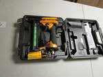 BOSTITCH PNEUMATIC NAIL GUN WITH CARRYING CASE