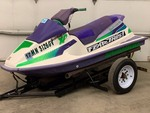 1996 Bombardier Sea-Doo XP With Trailer