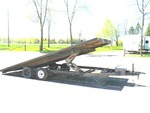 "12 Volt Hydraulic Tilt Bed Trailer 8' 6"" x 18'"