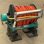 Commercial Powered Spryer Reel With Hose