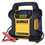 DEWALT 1400 Peak Amp Jump Starter with Digital Compressor in good condition