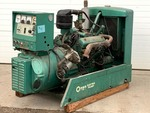 Onan Industrial Electric Generator Plant