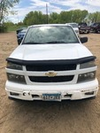 2005 CHEVY COLORADO CREW 4X4 *NO RESERVE*