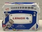 Lenox 17pc Plumbers Hole Saw Kit, N...