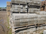 Pallet of Precast Retaining Wall Block
