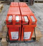 Two SBS190F Telecom Batteries