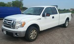 2011 Ford F150 Extended Cab with Tommy Lift Gate