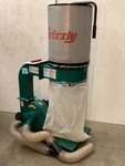Grizzly 2HP Canister Dust Collector