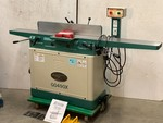 "Grizzly 8"" Jointer With Spiral Cutterhead"
