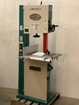 "Grizzly 2HP 17"" Bandsaw With Cast Iron Trunnion"
