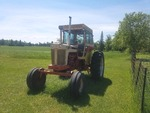 1969 Case Tractor