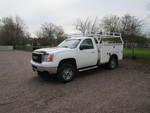 2013 GMC Sierra 2500HD Pickup w/Service Body