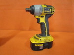 "DeWalt 18v 1/2"" Impact & Battery"