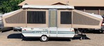 "1991 Jayco ""1006-Deluxe"" Pop-Up Camper"