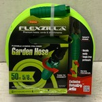 "Unused FlexZilla Premium 5/8"" x 50ft Hybrid Water Hose With Swivel Grip"