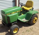 John Deere Mower and Attachments