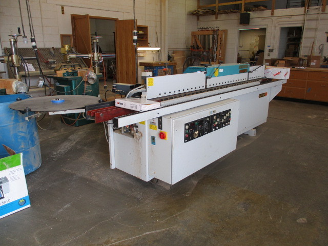 Holz Edge banding machine | Woodworking Retirement Auction