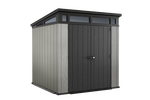 Keter Artisan 7' x 7' Outdoor Shed - Weather Resistant - Assembly Required