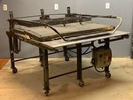 Knight & Co. Industrial Heat Press Table