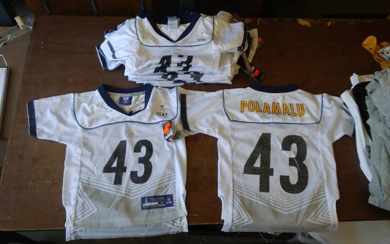 brand new 33436 66430 19-Infant/Toddler/Youth Size Super Bowl Jerseys | Pro Team ...