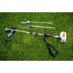 Sunseeker 2-Cycle 26cc Gas Full Crank Shaft 4-in-1 Multi-Function String Trimmer MTF26I_EDGER