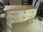 DECORATIVE TWO DRAWER DRESSER