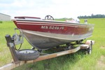 Lund Boat Package - Water Ready -
