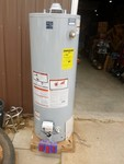 SnS Auctions # 380 Craftsman Tools & water heater