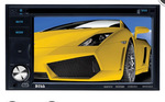 "Boss BV9354 6.2"" Touchscreen DVD/CD 80 Watt Stereo"