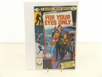 Marvel James Bond For Your Eyes Only #1 Comic Book